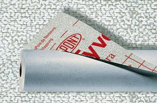 DuPont™ Tyvek® Ultra - pogrubiona, pojedyncza warstwa oddychającej membrany gwarantująca wyjątkową trwałość oraz mechaniczną wytrzymałość