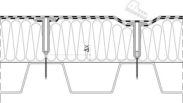 Ilustracja graficzna efektu teleskopowego mocowania.