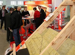 Top Builder dla Rockwool Polska na BUDMIE 2010
