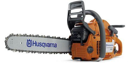 Nowe pilarki Husqvarna z systemem TrioBrake™