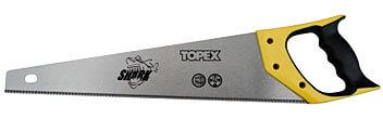 Piła płatnica TOPEX Shark 10A453 - nowy rekin w stadzie