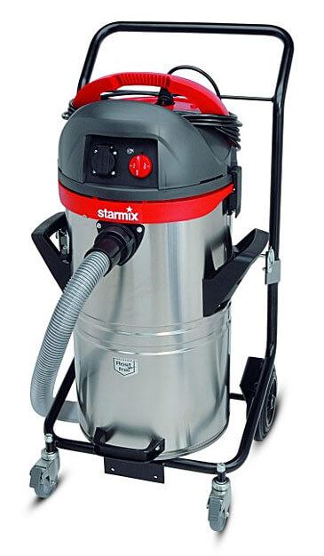 Ogromnie Odkurzacz z pompą zanurzeniową Starmix nie tylko dla strażaków KM15