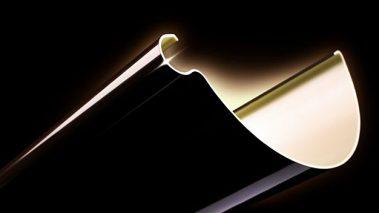 Rynny PVC w kolorze czekoladowego brązu fot. Galeco