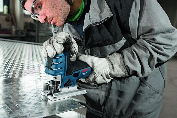 GST 150 CE/BCE Professional firmy Bosch – najmocniejsze wyrzynarki w swojej klasie