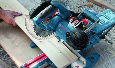 Idealna do pracy na budowie Nowa ukośnica GCM 8 SJ Professional firmy Bosch