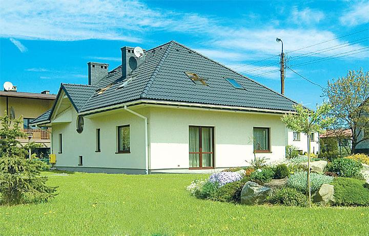 Fot. Euronit producent dachówki betonowe