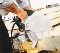Mechanizacja prac ciesielskich na budowie