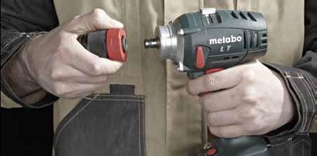 Wiertarko-wkrętarki akumulatorowe Metabo