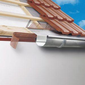 Prawidłowa wentylacja połaci dachowej