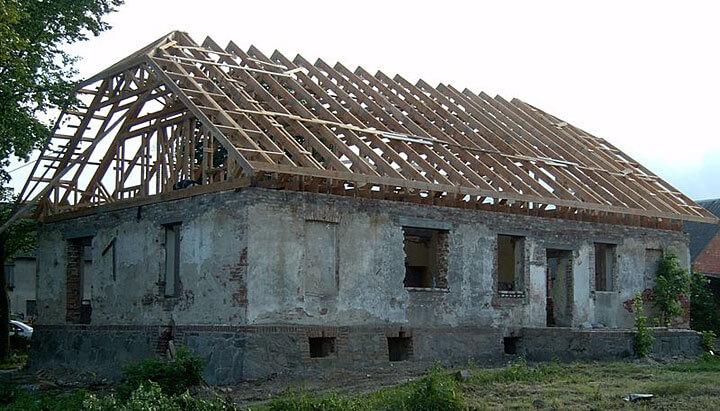 Konstrukcje dachowe firmy Eraga
