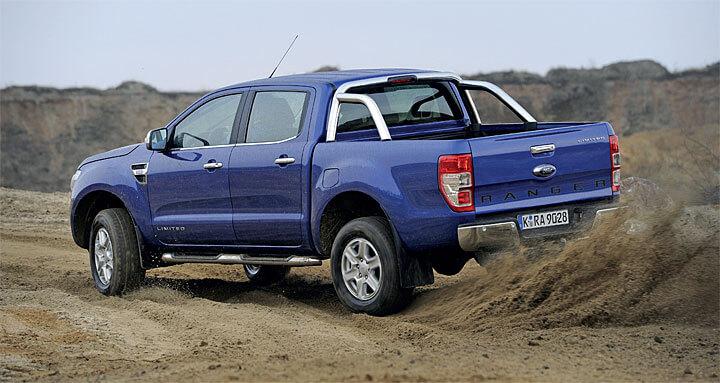 Fot. 3. Ford Ranger