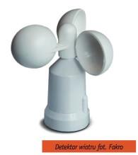 Detektor wiatru Fakro