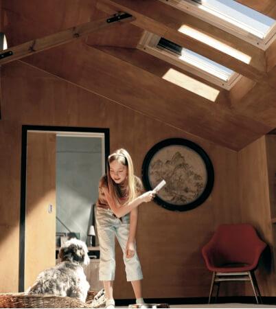 io-homecontrol® Velux to system zarządzania oknami dachowymi