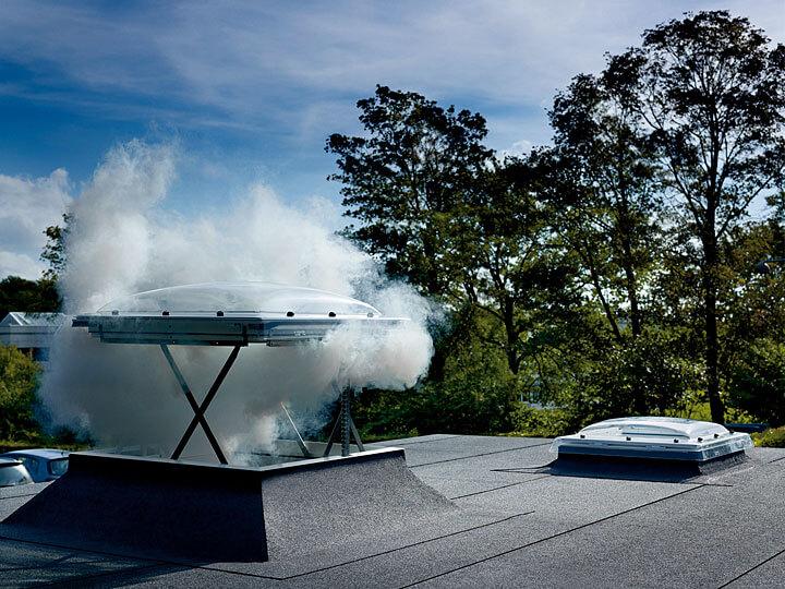 VELUX poszerza ofertę okien do płaskiego dachu
