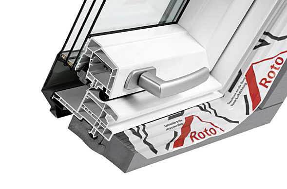 Okna dachowe Roto do domów pasywnych i energooszczędnych