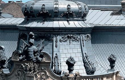 Pokrycia dachowe z blachy