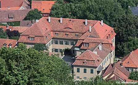 Renowacja Schloss Castell