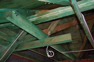 Trudne miejsca w dachu - część 1