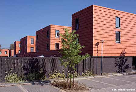 Projekt mieszkaniowy w Bergen op Zoom