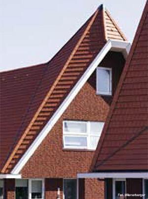 Rozległe dachy, które chcą dosięgnąć nieba