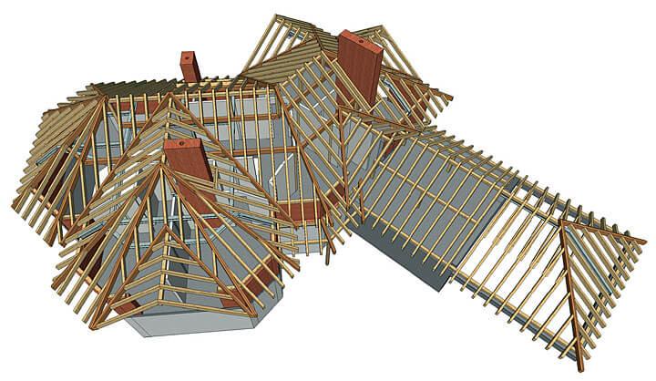 Dach bez metrówki