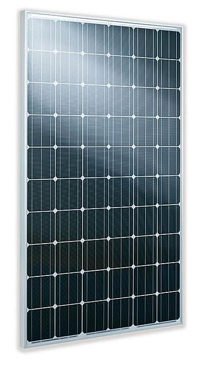 IBC MonoSol 230ET – Monokrystaliczny panel fotowoltaiczny o mocy 230 W. Panel przeznaczony do systemów współpracujących z siecią elektroenergetyczną.