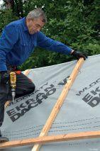 Membrana dachowa – ważny element przegrody dachowej
