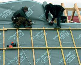 Co na więźbę dachową: sztywne poszycie dachu czy membranę dachową cz. 2