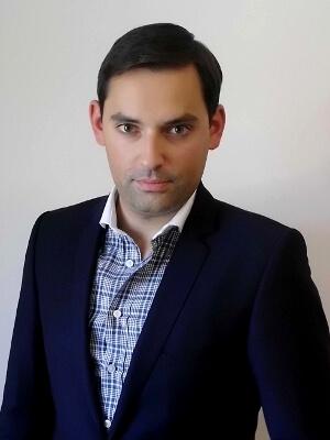 Michał Burkiewicz – prezes firmy Hoven, dostawcy kompleksowych rozwiązań z zakresu instalacji solarnych Fot. Hoven