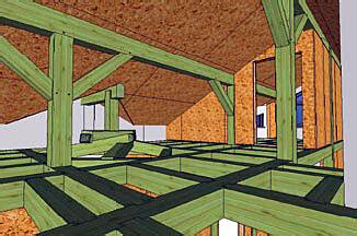 Oprogramowanie 3D CAD/CAM – ułatwia pracę cieślom