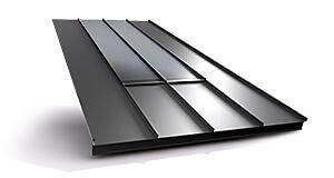 Ruukki Classic Solar Thermal Roof