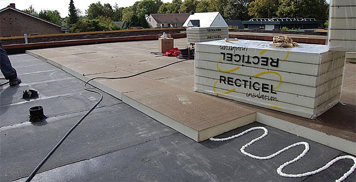Ocieplanie dachu przed zimą - last minute