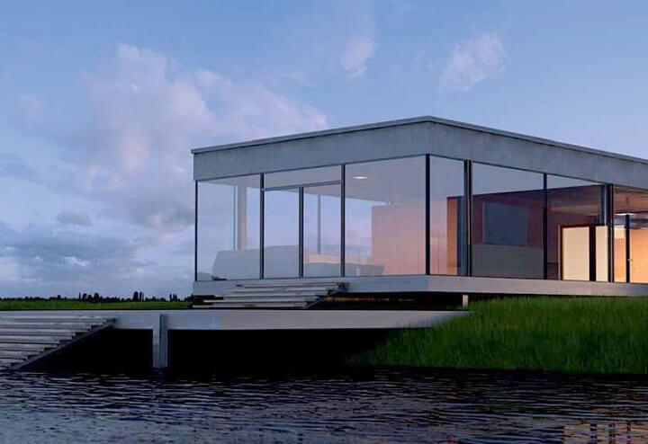 Trendy w budownictwie – płaski dach