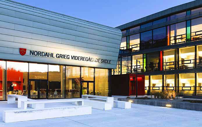 GimnazjumNordahla Griega