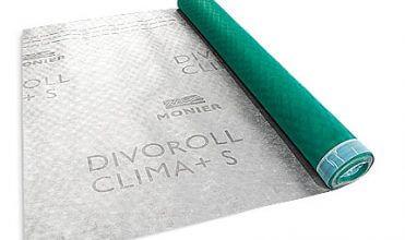 Membrana Divroll CLIMA+ Fot. BRAAS
