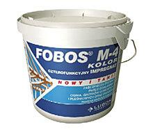 FOBOS M-4 – kompleksowa ochrona więźby dachowej przed ogniem, pleśnią i owadami