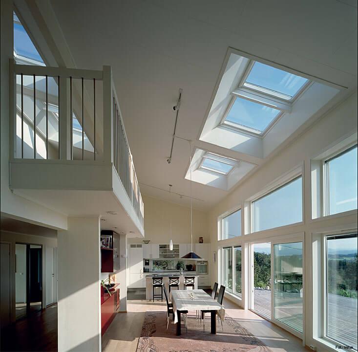 Okna dachowe ze wspomaganiem