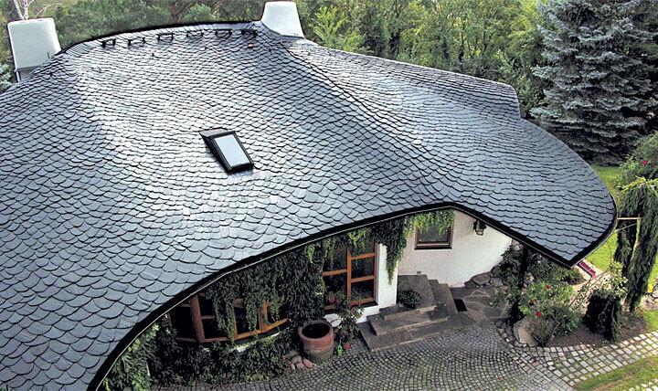 Dzikie krycie – naturalna harmonia i piękno na dachu