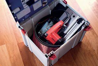 Fot. 1 Jeden system, pięć maszyn - a wszystko w jednym, poręcznym systenerze.