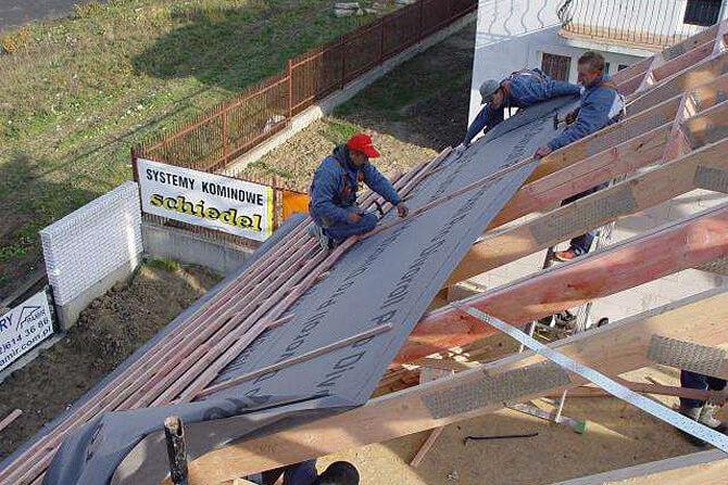 Dach od podstaw