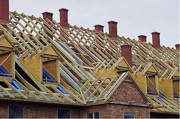 Więźba – silny kręgosłup dachu