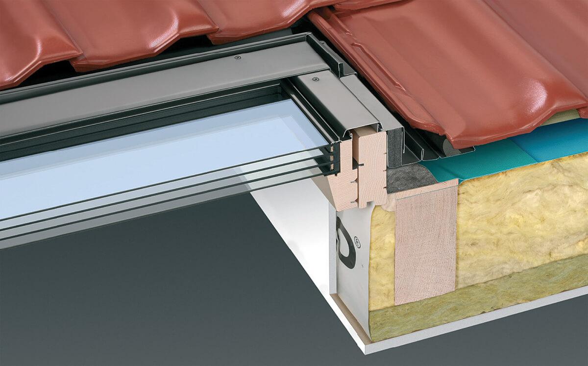 Energooszczędność w pakiecie - Okno dachowe FTT U8 Thermo