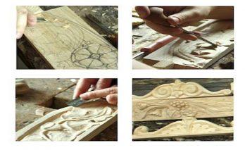Warsztaty snycerskie: rzeźba ornamentu w drewnie