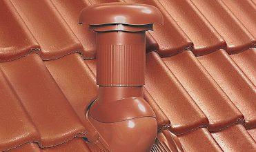 Dachowe kominki wentylacyjne jako system wentylacji dachu i całego budynku