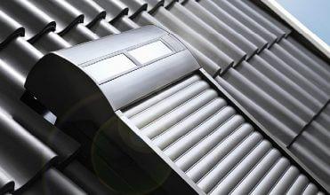 Zewnętrzna roleta solarna VELUX SSL.