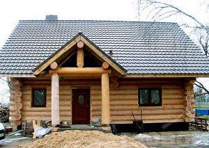 Domy z bali - izolacyjność cieplna cz. 2