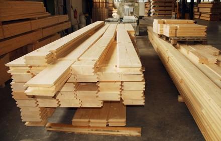 Drewno z tartaku