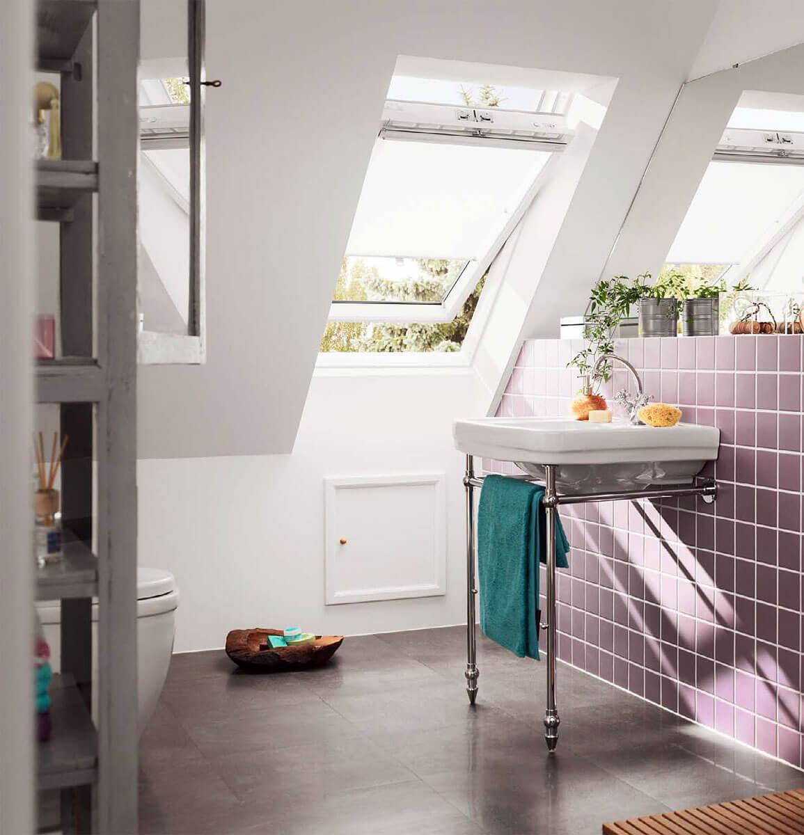 Okna dachowe - Wygodne otwieranie okien na poddaszu