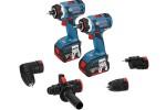 System Bosch FlexiClick: rozwiązanie 5 w 1 dla wiertarko-wkrętarki akumulatorowej