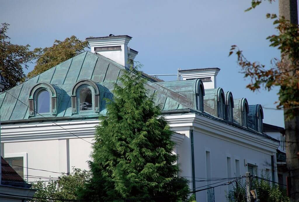 Lukarna baryłkowa – konstrukcje ciesielskie 5